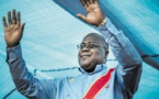 L'opposant Tshisekedi proclamé vainqueur de l'élection présidentielle en RDC