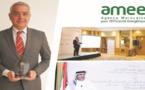 L'AMEE reçoit à Abu Dhabi le Prix de l'efficacité énergétique