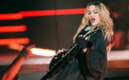 Retour sur scène de Madonna