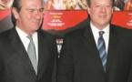 Les infos insolites des stars : Tommy Lee Jones et Al Gore