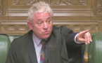 """Le """"speaker"""" du Parlement britannique, un personnage clé des débats sur le Brexit"""