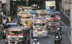 """Avec les """"jeepneys"""", c'est tout un art qui disparaît aux Philippines"""