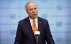 Colin Stewart met en garde le Polisario