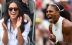 L'hommage discret de Serena Williams à Meghan Markle
