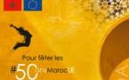 Présentation à Béni Mellal de projets financés par l'U.E