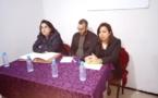 Rencontre de la Chabiba ittihadia de Sidi Bernoussi sur les droits de la femme