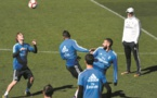 Zidane retrouve son Real, son banc et son Bernabeu