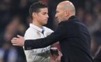 Rodriguez : Je n'ai pas de problème avec Zidane
