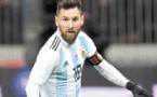 La sélection de l'Argentine en préparation à Madrid pour ses amicaux contre le Venezuela et le Maroc