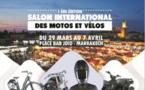 Premier Salon international des motos et vélos à Marrakech