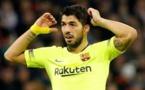 Ligue des champions : Suarez a une malédiction  à lever à  Manchester