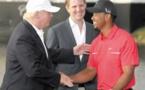 Donald Trump décorera Tiger Woods de la plus haute distinction américaine