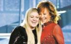 Stars de la même famille : Reba McEntire et Kelly Clarkson