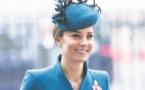 Kate Middleton honorée par la reine Elizabeth