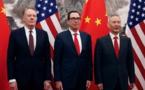 Commerce: Pékin et Washington échangent les menaces avant la reprise des négociations