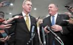 Washington dit mettre l'accent sur la dissuasion, pas sur la guerre contre l'Iran