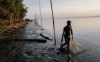 Des antibiotiques dans les rivières du monde entier