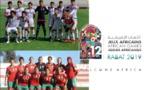 Participation des sélections U20 aux Jeux africains