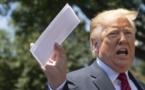 Trump dévoile, à son insu, une partie de l'accord avec le Mexique