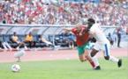 Petite prestation du Onze national face à la Gambie