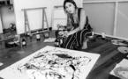 La jeune artiste Zineb Bennis expose ses récentes œuvres à Casablanca