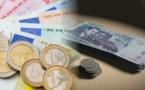 Le dirham s'apprécie de 1,4% par rapport à l'euro et de 0,3% vis-à-vis du dollar