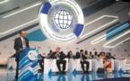 Allocution de Habib El Malki au Forum international pour le développement du parlementarisme et à la  Conférence parlementaire Russie-Afrique