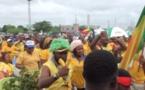 L'heure était à la fête à Cotonou