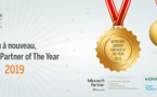 "Mycloud.ma par Casanet désigné ""Country Partner of the Year"""