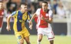 Ligue des champions : L'Ajax accroché et Mezraoui expulsé