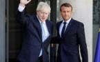 Macron et Johnson affichent un ton plus conciliant sur le Brexit