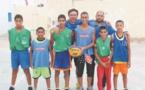 Mohammed Marrakchi : Si les jeunes croisent du basket 3x3 en allant au supermarché, dans une gare ou à la plage, ça va automatiquement démocratiser ce sport