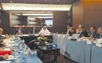 Réunion sous présidence marocaine de l'UAE à Amman