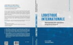 """Parution de l'ouvrage """"Logistique internationale: Management des opérations d'import et d'export"""""""