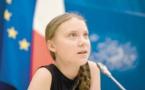Greta Thunberg, passion de jeunesse