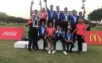 Six médailles d'or pour le Maroc