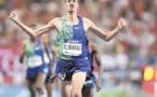 El Bakkali en finale du 3000m steeple des Mondiaux de Doha