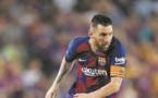Classement d'une plainte contre Messi