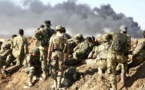Combats intenses entre forces turques et kurdes pour le contrôle d'une ville clé dans le nord de la Syrie