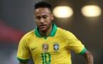 Neymar de nouveau blessé