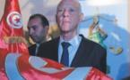 Raz de marée annoncé pour le juriste Kais Saied