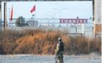 Les forces du régime se rapprochent de la frontière avec la Turquie