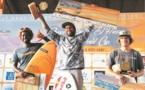 """Clôture en apothéose du 10ème championnat mondial de kitesurf """"Prince Moulay El Hassan Kite World Cup 2019"""""""