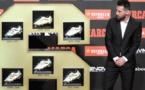 Sixième Soulier d'or pour Lionel Messi