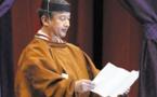 Le nouvel empereur nippon a proclamé son intronisation