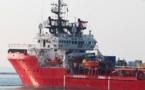 De nouveaux migrants bloqués en mer