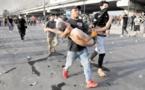 Dans l'Irak en révolte, compter les morts est une tâche dangereuse