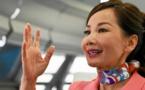 Jane Sun  veut  accroître  le rôle des femmes en entreprise  en Chine