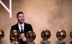 """La """"Puce""""  Lionel Messi de  retour au sommet"""