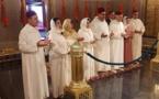 Une délégation de l'USFP au Mausolée Mohammed V